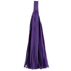Кисточка тассел фиолетовая