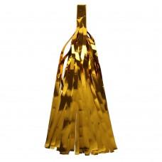 Кисточка тассел золото
