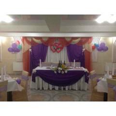 Свадьба в оттенках Violet lavender
