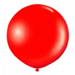 """Шар """"Красный"""" 90 см"""