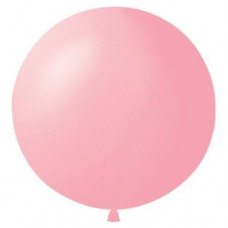 """Шар """"Розовый"""" 90 см"""