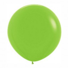 """Шар """"Зеленый"""" 90 см"""