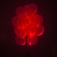 Светящийся шар Красный