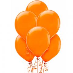 """Воздушный шар """"Оранжевый"""""""
