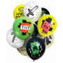 "Воздушные шары  ""Minecraft"" 2"