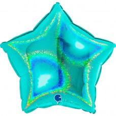 Звезда тиффани голография