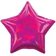 Звезда маджента перламутр