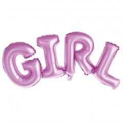 Надпись GIRL