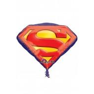 """Фольгированный знак """"Супермэн"""""""