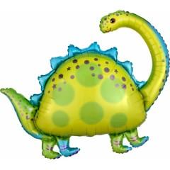 """Фольгированный шар """"Бронтозавр"""""""