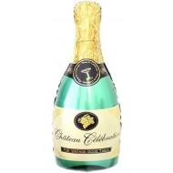 """Фольгированный шар """"Шампанское"""""""