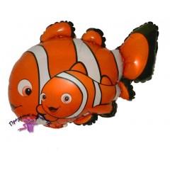 """Фольгированный шар """"Рыбки"""""""