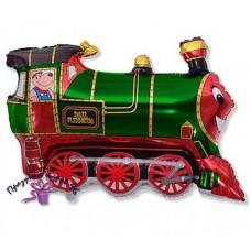 """Фольгированный шар """"Поезд"""""""
