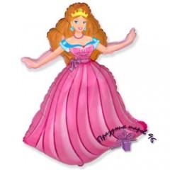 """Фольгированный шар """"Принцесса"""""""